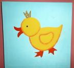 Tavla, kyckling