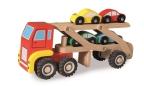 Biltransport i trä