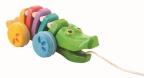 Dragdjur, Rainbow Alligator